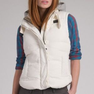Superdry Academy padded Gilet